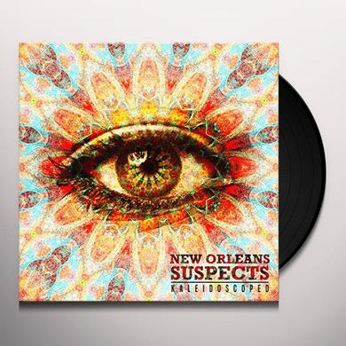 KALEIDOSCOPED NEW ORLEANS SUSPECTS Vinyl Record