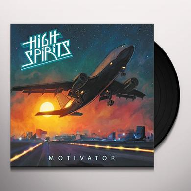 High Spirits MOTIVATOR Vinyl Record