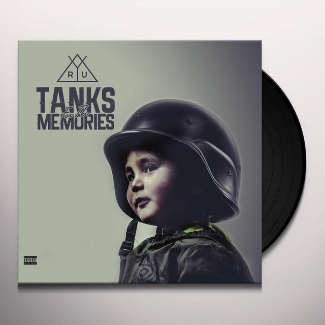 Ryu TANKS FOR THE MEMORIES Vinyl Record