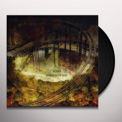 Doves KINGDOM OF RUST (GER) Vinyl Record
