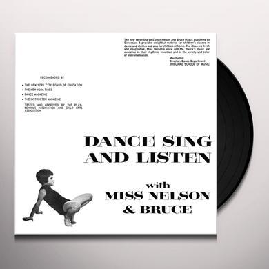 Miss Nelson & Bruce Haack DANCE SING & LISTEN Vinyl Record