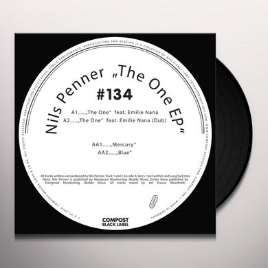 Nils Penner ONE Vinyl Record