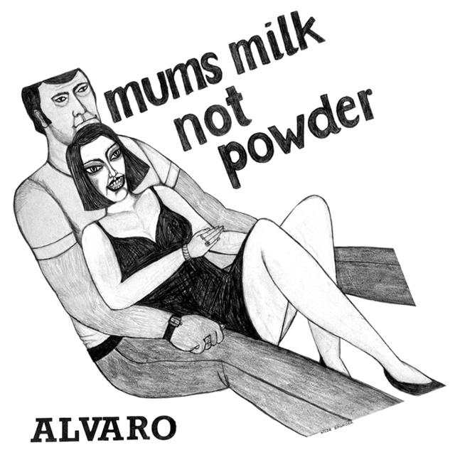 Alvaro MUMS MILK NOT POWDER Vinyl Record