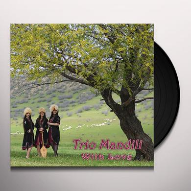 TRIO MANDILI WITH LOVE Vinyl Record