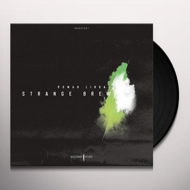 Roman Lindau STRANGE BREW Vinyl Record