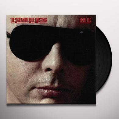 Screaming Blue Messiahs BIKINI RED Vinyl Record
