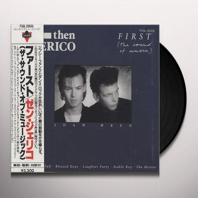 Then Jerico FIRST (SOUND OF MUSIC) Vinyl Record