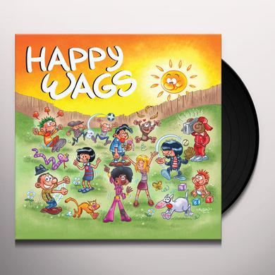 HAPPY WAGS Vinyl Record