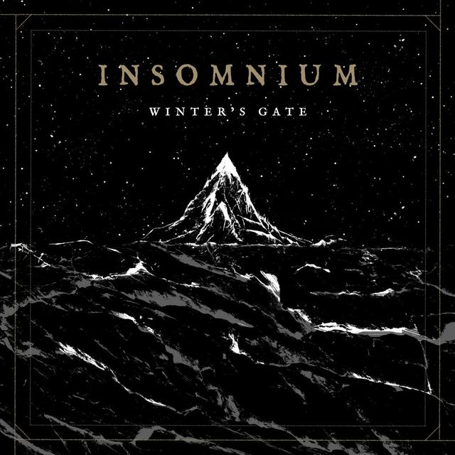 Insomnium WINTER'S GATE    (DLI) Vinyl Record - Black Vinyl, Colored Vinyl, Gatefold Sleeve
