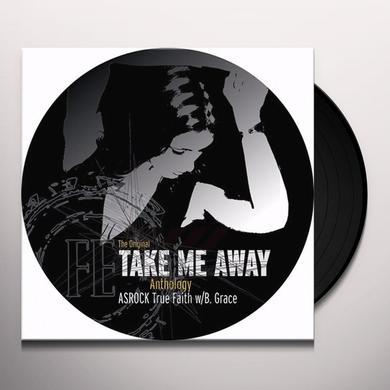FINAL CUT / TRUE FAITH TAKE ME AWAY 25 YEAR Vinyl Record - Limited Edition