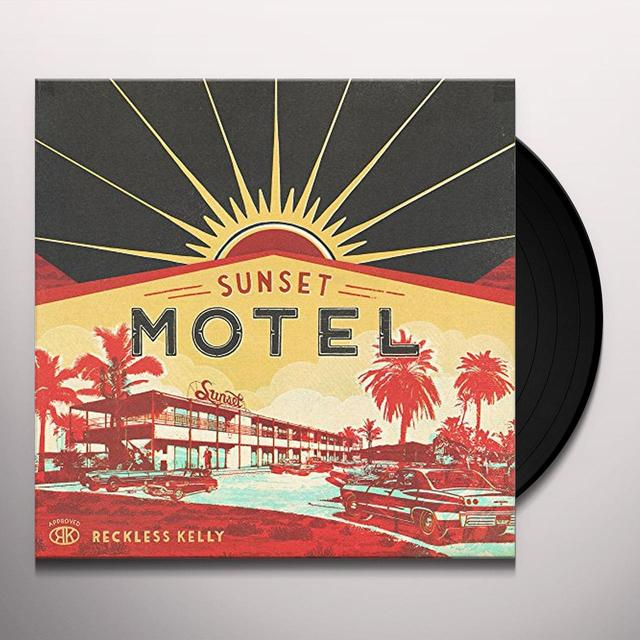 Reckless Kelly SUNSET MOTEL Vinyl Record