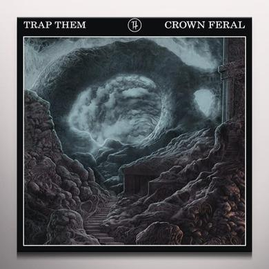 Trap Them CROWN FERAL Vinyl Record