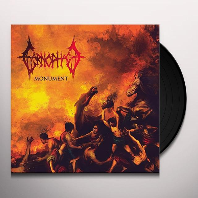 CARNOPHAGE MONUMENT Vinyl Record
