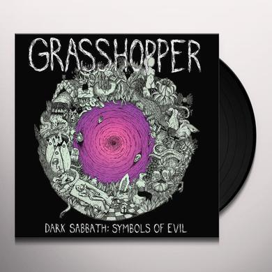 Grasshopper DARK SABBATH: SYMBOLS OF EVIL Vinyl Record