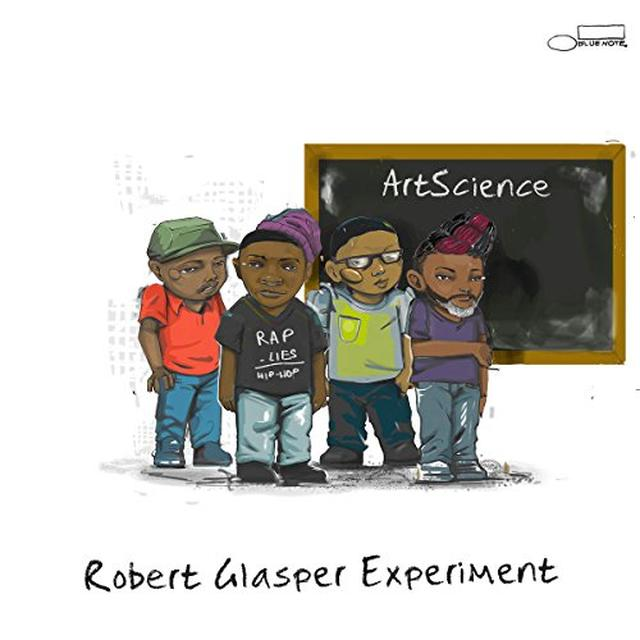 Robert Glasper Experiment ARTSCIENCE Vinyl Record