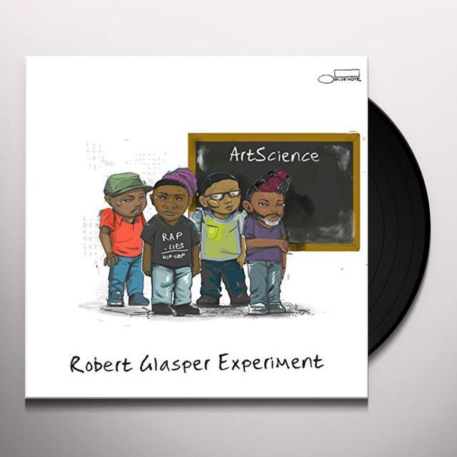 Robert Glasper Experiment ARTSCIENCE Vinyl Record