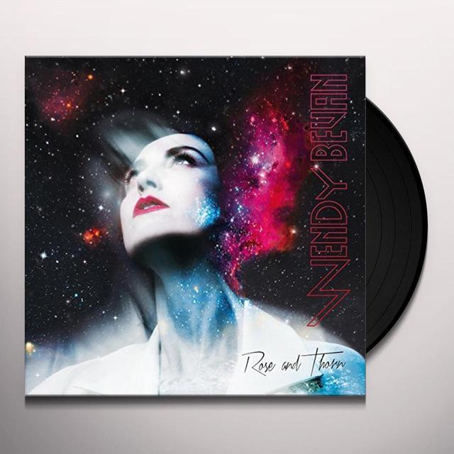Wendy Bevan ROSE & THORN Vinyl Record