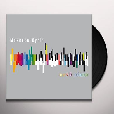 Maxence Cyrin NOVO PIANO Vinyl Record