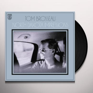Tom Brosseau NORTH DAKOTA IMPRESSIONS Vinyl Record