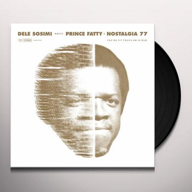 Dele Sosimi YOU NO FIT TOUCH AM IN DUB Vinyl Record