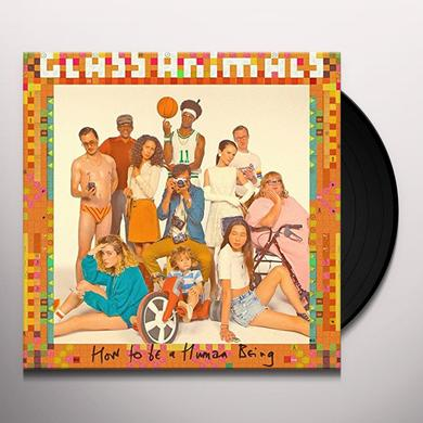 Glass Animals HOW TO BE A HUMAN BEING: DELUXE EDITION Vinyl Record - Holland Import