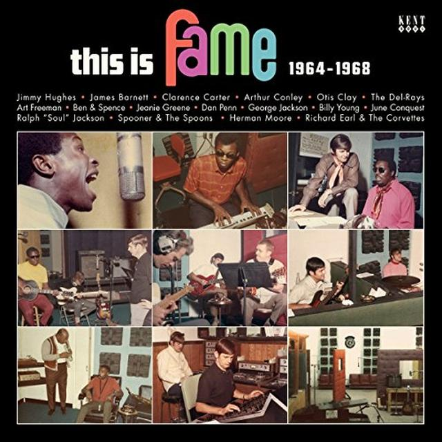 THIS IS FAME 1964-1968 / VARIOUS (UK) THIS IS FAME 1964-1968 / VARIOUS Vinyl Record - UK Import