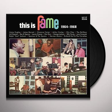 THIS IS FAME 1964-1968 / VARIOUS (UK) THIS IS FAME 1964-1968 / VARIOUS Vinyl Record