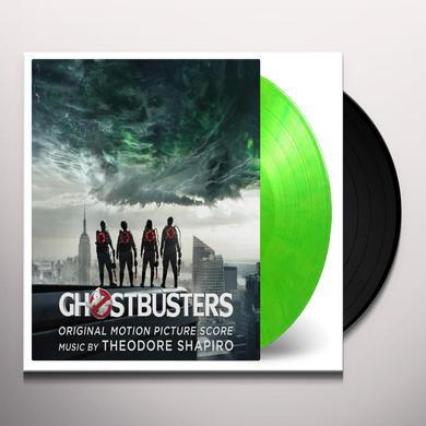 Theodore Shapiro GHOSTBUSTERS (2016) / O.S.T. Vinyl Record - Holland Import
