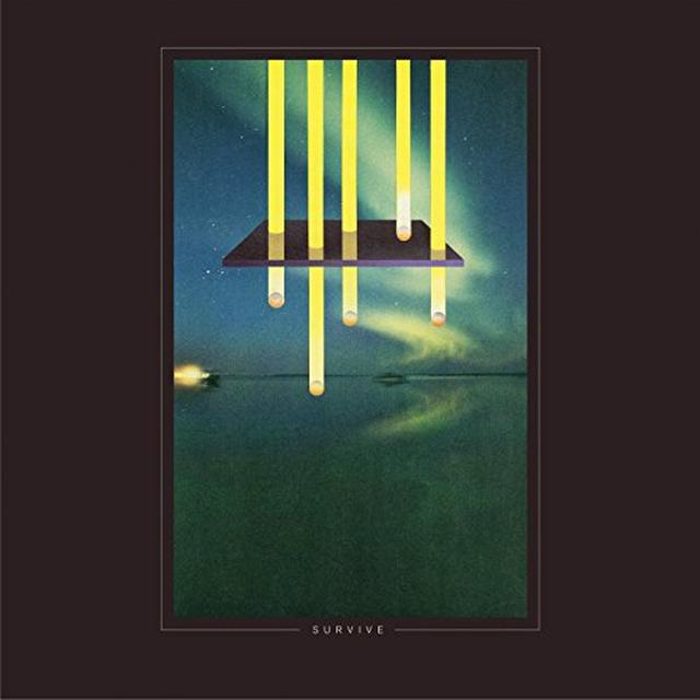 Survive RR7349 Vinyl Record - UK Import
