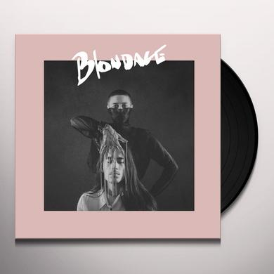 BLONDAGE Vinyl Record