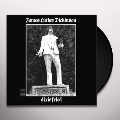 Jim Dickinson DIXIE FRIED (BONUS TRACKS) Vinyl Record - Gatefold Sleeve, Remastered