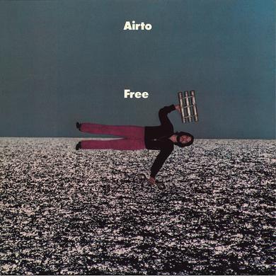 Airto FREE Vinyl Record