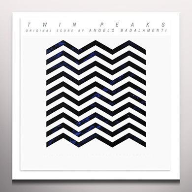 Angelo Badalamenti TWIN PEAKS / O.S.T. Vinyl Record - Colored Vinyl, Gatefold Sleeve, 180 Gram Pressing, Remastered