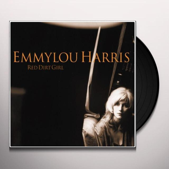 Emmylou Harris RED DIRT GIRL Vinyl Record