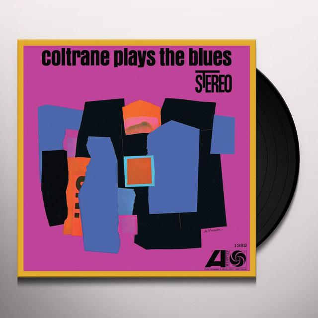 John Coltrane COLTRANE PLAYS THE BLUES Vinyl Record - Gatefold Sleeve, Limited Edition, 180 Gram Pressing