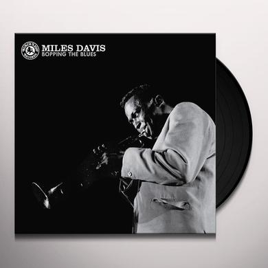 Miles Davis BOPPING THE BLUES Vinyl Record - Gatefold Sleeve, Limited Edition, 180 Gram Pressing, Deluxe Edition