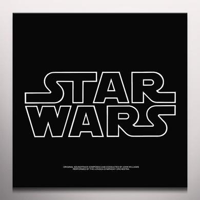 John Williams STAR WARS: EPISODE IV - A NEW HOPE Vinyl Record - Colored Vinyl, Gatefold Sleeve
