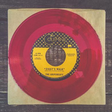 GRIPSWEATS ZIGGY'S WALK / ALPHA DOG Vinyl Record