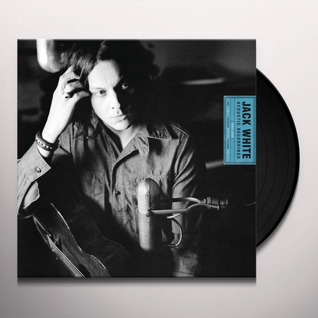 Jack White Acoustic Recordings 1998-2016 Double LP (Vinyl)