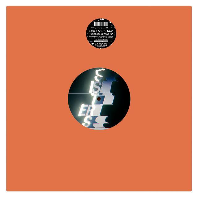 Odd Nosdam SISTERS REMIX (EP) Vinyl Record