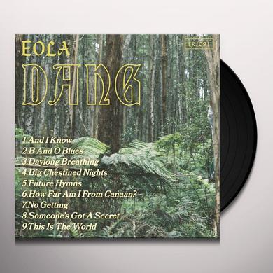 ELOA DANG Vinyl Record - Digital Download Included