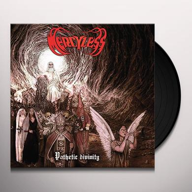 Mercyless PATHETIC DIVINITY Vinyl Record