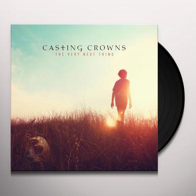 Casting Crowns VERY NEXT THING Vinyl Record