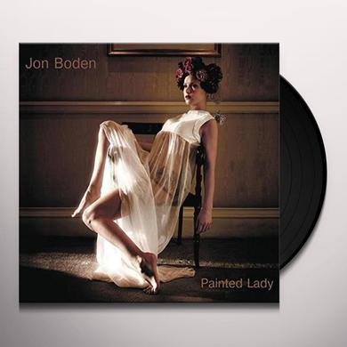 Jon Boden PAINTED LADY Vinyl Record