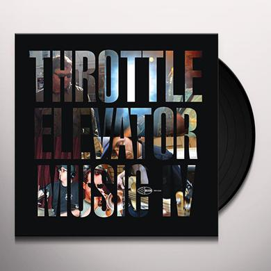 THROTTLE ELEVATOR MUSIC Vinyl Record