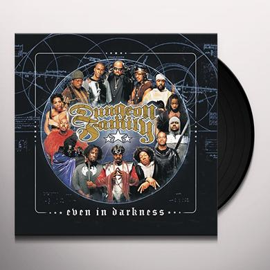 Dungeon Family EVEN IN DARKNESS Vinyl Record