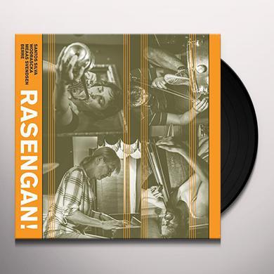 Santos Silva / Rasengan RASENGAN Vinyl Record