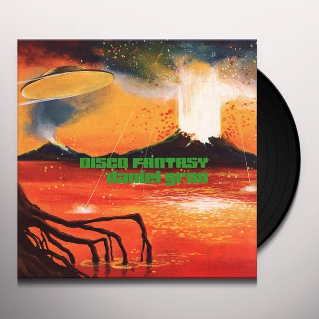 Daniel Grau DISCO FANTASY Vinyl Record