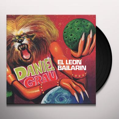 Daniel Grau EL LEON BAILARIN Vinyl Record