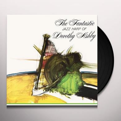 FANTASTIC JAZZ HARP OF DOROTHY ASHBY Vinyl Record